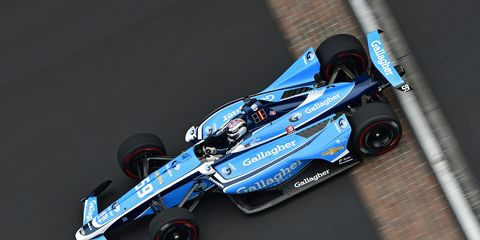Max Chilton has decided to forgo the remaining IndyCar oval races for the 2019 season.