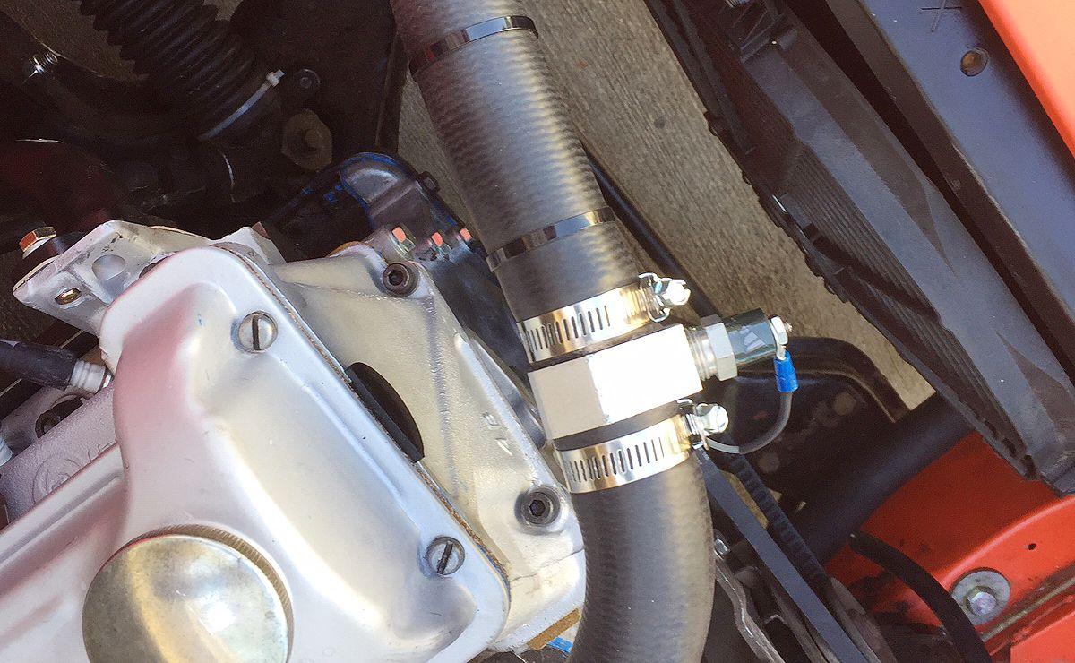 Fits Triumph TR 7 2.0 Genuine Fuel Parts Coolant Temperature Sensor