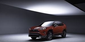 The Toyota Rav4 plug-in hybrid will debut at the Los Angeles Auto Show this November. The plug-in model should add more electric range than the currently available Rav4 hybrid, which help stretch your fuel savings even further.