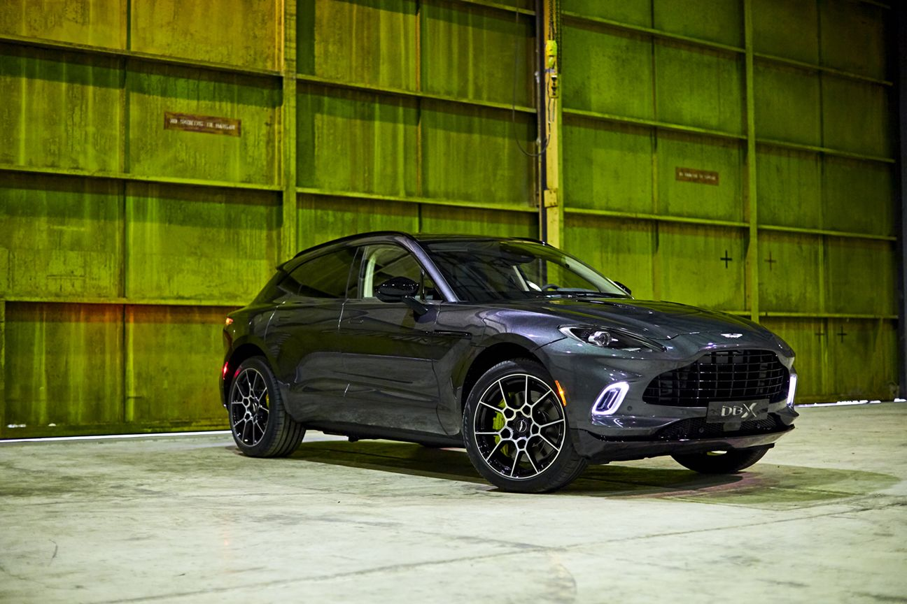The Aston Martin Dbx Suv Is Here And It S Obvious It Comes From A Sports Car Company