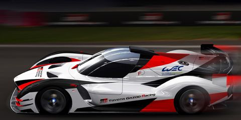 Toyota plans to campaign a hybrid version of the GR Super Sport Concept car in the 2020-21 WEC Superseason.