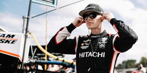 Josef Newgarden will need a top-five to clinch his second IndyCar championship in two weeks at Laguna Seca.