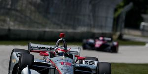 Will Power agreed with Marcus Ericsson and Romain Grosjean about the level of difficulty of F1 versus IndyCar.