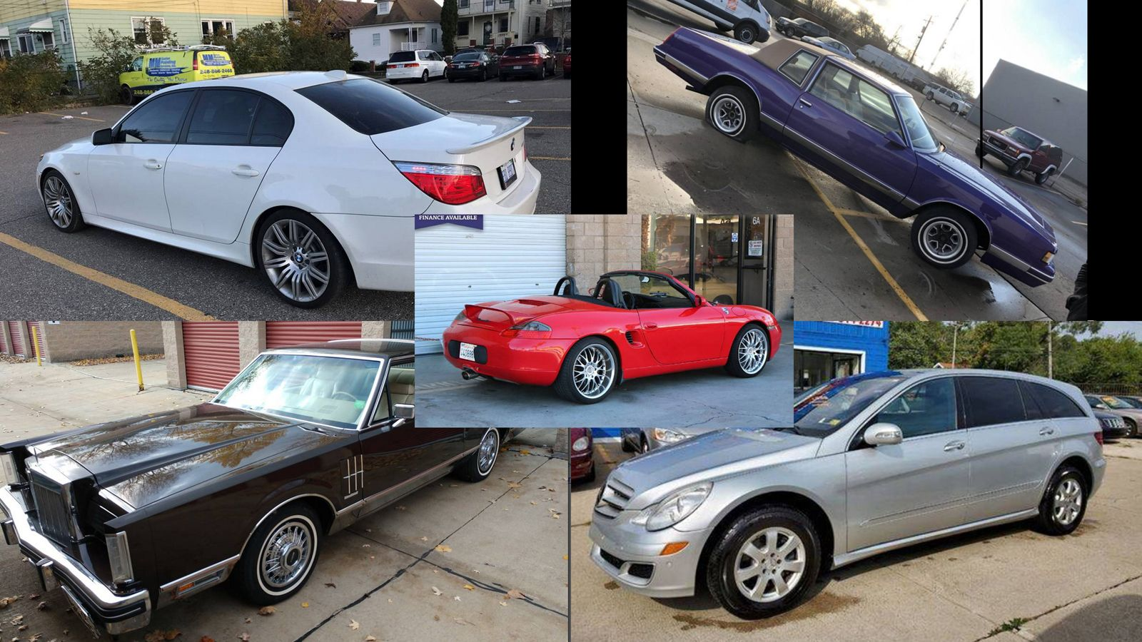 Five Craigslist Used Cars For Less Than Ten Grand Available In