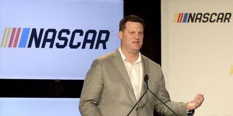 NASCAR's Steve O'Donnell says the front office will look at improving racing on short tracks and road courses in 2020.