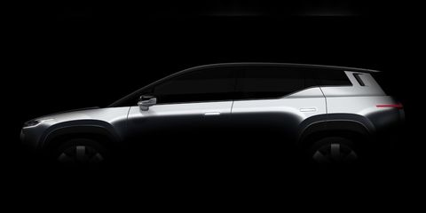 The Fisker Ocean will be revealed in January 2020.