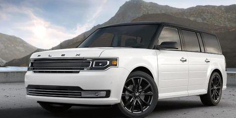 Land vehicle, Vehicle, Car, Ford flex, Motor vehicle, Luxury vehicle, Ford, Rim, Crossover suv, Automotive tire,