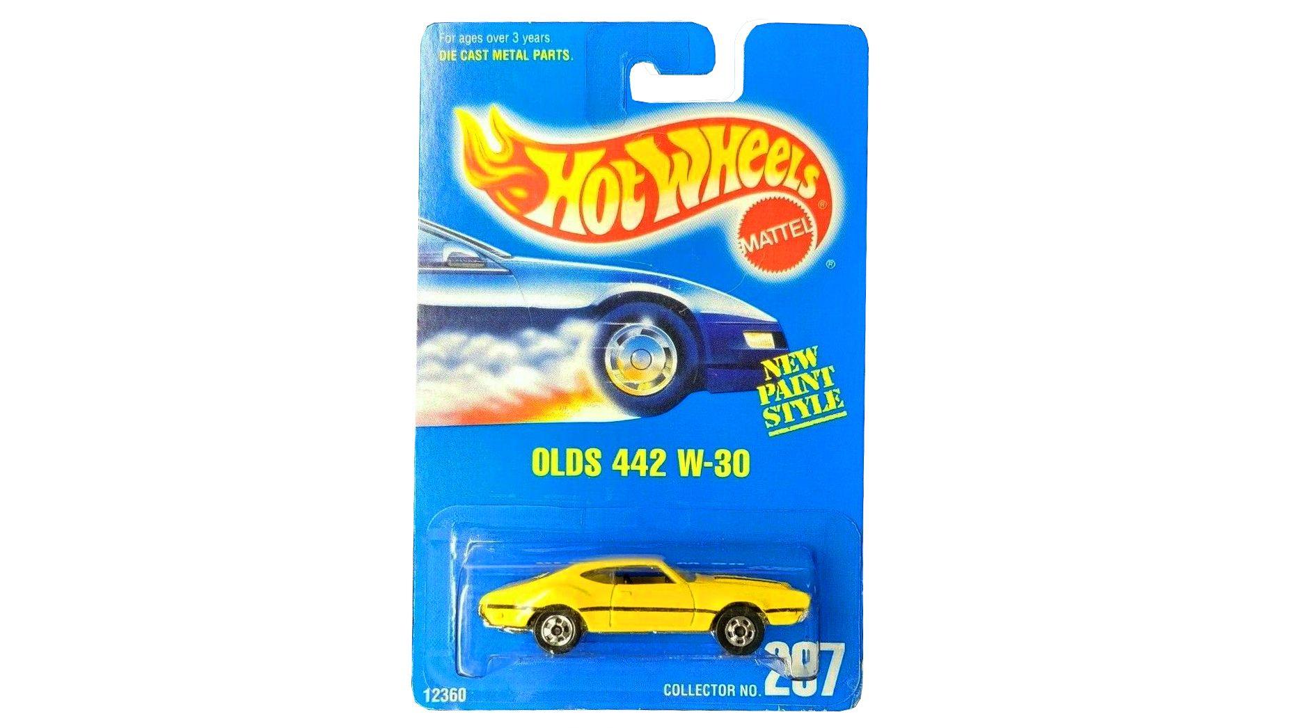Vintage Hot Wheels Custom Car Designer Software 1990s