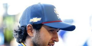 Chase Elliott was denied a championship berth at Phoenix for the third year in a row.
