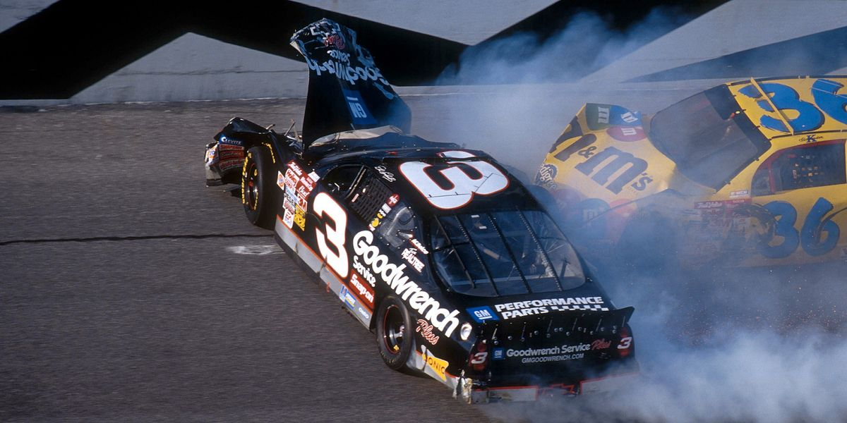 'Blink of an Eye': How Dale Earnhardt's death changed NASCAR