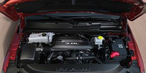The revised Ram EcoDiesel finally shares its figures and pushes past the competition.