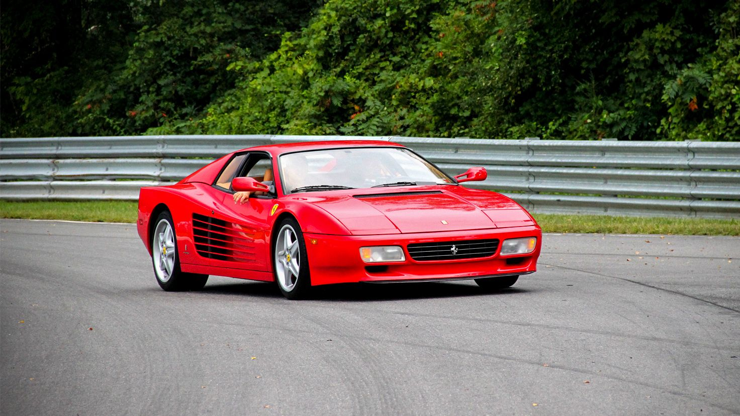 The Ferrari Testarossa Is Expensive Again