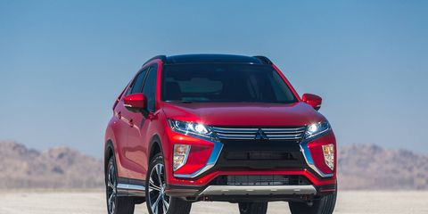 The Eclipse Cross will add to the automaker's SUV and CUV lineup at a time when this segment continues to expand.