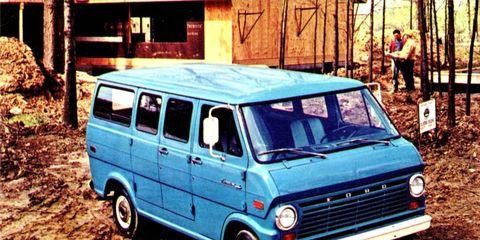 1970 Ford Econoline