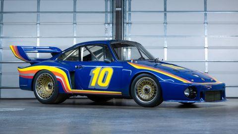 1979 Porsche 935.