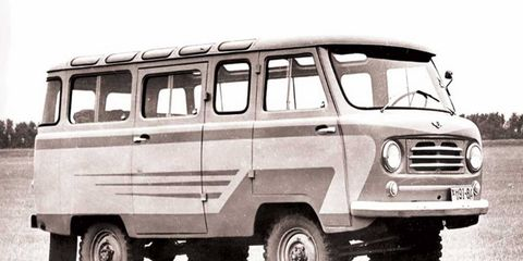 The 450 entered production in January 1958.