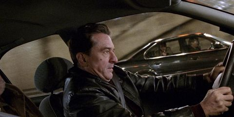 """September 2018 marks the 20th anniversary of the debut of """"Ronin,"""" directed by John Frankenheimer, which set the bar when it came to car chases in films."""