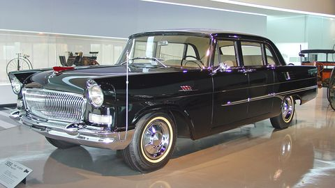 1959 Hongqi CA72.