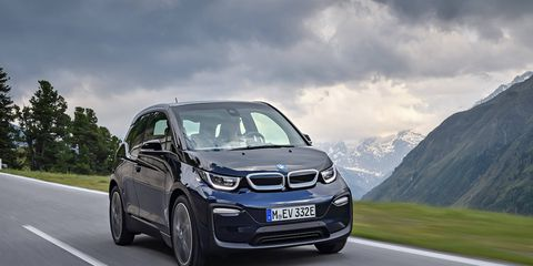 BMW made a few changes to the i3 hatch for the 2018 model year.