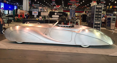 "There were 170,000 people crammed into the SEMA Show, and there were 170,000 opinions about what cars were coolest. Here are mine. This is Rick Dore's ""Illusion."" It's for sale. Call Rick."