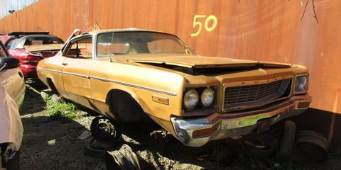 A notch above its Plymouth Fury sibling, but not as prestigious as the luxed-up Dodge Monaco.