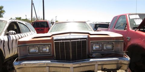 For the 1977 model year, all midsize Mercuries were Cougars.