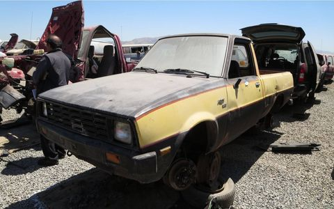 Sibling to the Dodge Ram D-50 and (later) Mitsubishi Mighty Max, the Arrow Pickup was available in the United States for the 1979 through 1981 model years.