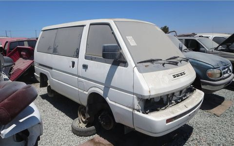 After a series of increasingly image-tarnishing recalls, Nissan went ahead and bought back nearly all of these vans in 1994. This is one rare vehicle.