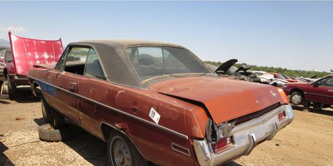 Here is proof that Chrysler A-body hardtop coupe projects can be had for non-insane money.