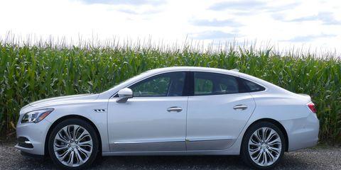 In Wisconsin, the Buick brand never weakened.
