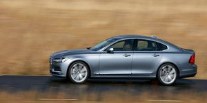 Volvo debuted the long-awaited S90 sedan in Gotheburg, ahead of its North American launch at the Detroit Auto Show in January, with the new flagship designed to battle the BMW 5-Series and the Mercedes-Benz E-Class.