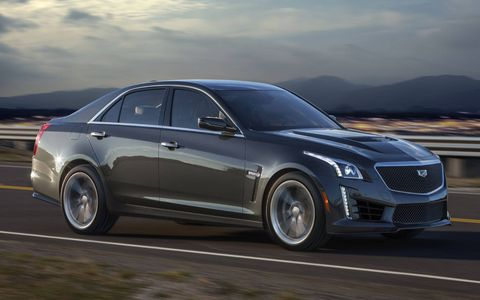 """""""There's still no replacement for a 6.2-liter V8,"""" said chief engineer Tony Roma."""