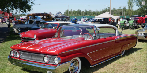 The difference with a Billetproof custom car show is that not only did every owner work on his own car, but he and/or she drove it there. These are our favorites from the Billetproof Northwest show in Cheleas, Washington June 24.