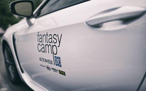2016 Fantasy Camp