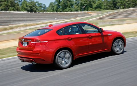 2017 BMW X6 M is both track and autobahn capable, but that in of itself does not a great car make.