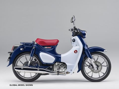 The Honda Super Cub is the best-selling motorized vehicle in the history of the world, and Honda just came out with an all-new one.