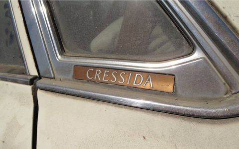 The ancestor of the Lexus LS.