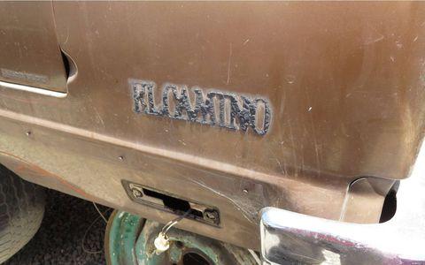 El Caminos were built at the Ramos Arizpe plant in Mexico in 1985.