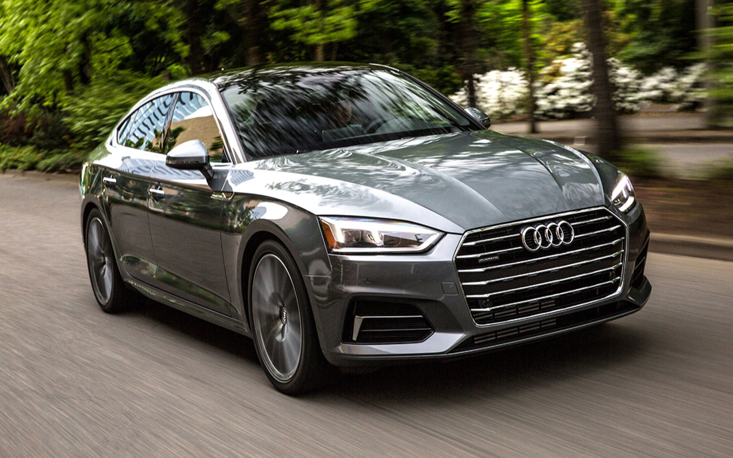 2018 Audi A5 Sportback First Drive The Best Of Both Worlds
