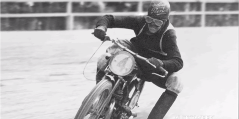 Carlo Abarth saw success as a motorcycle racer, car racer, race car builder and big-time performance parts maker for Fiats. He might have been an inspiration for  Rob Tallini, whose Fiat Abarth we drove here.