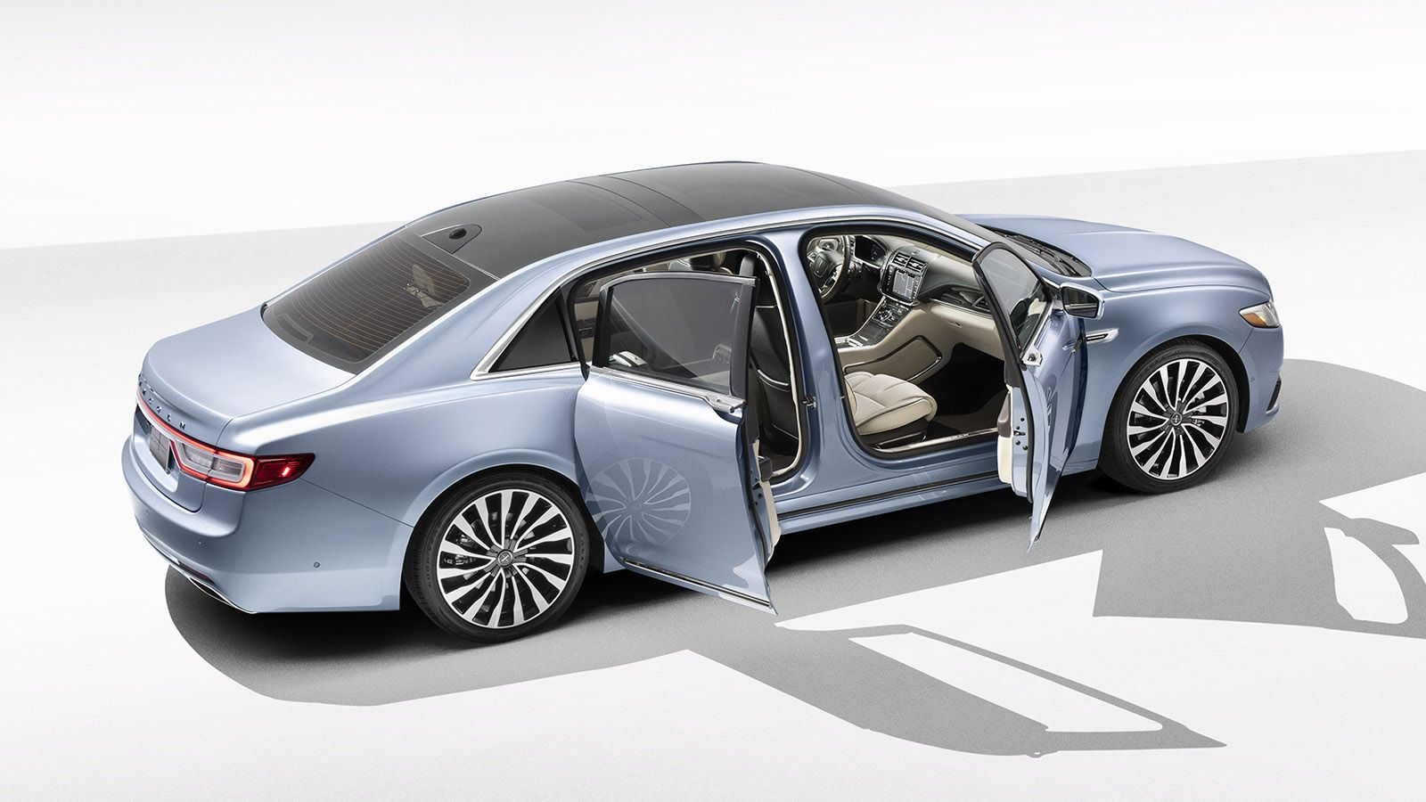 2020 The Lincoln Continental Exterior and Interior