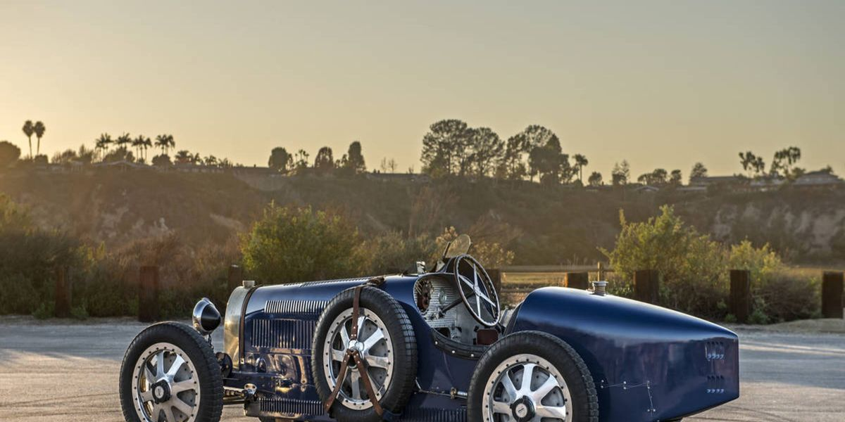 We Drive The Pur Sang Type 35 A Beautiful Bugatti By Way Of Argentina