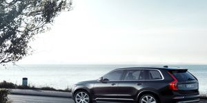 The new Volvo XC90 gets autonomous tech, massaging seats, and a super AND turbocharged four-cylinder.