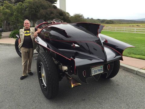 """Gary Wales builds cars as large as his personality: big, bold and brash. All of them are called """"La Bestione,"""" after the original Beast of Turin, the 1910 Fiat S76 with a 28-and-a-half- liter four-cylinder built specifically to wrest the land speed record away from the Blitzen Benz. Wales' cars ride on 100-year-old fire engine frames, powered by gigantic original fire engine motors."""