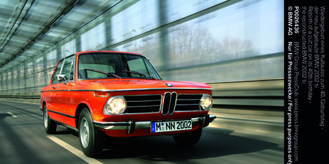 The fun, light, tossable BMW 2002 will get its own exhibit, opening May 18 at the BMW CCA Foundation Museum in Greer, SC and running through January 2019.