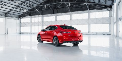 The 2019 Acura ILX will roll into dealers with a lower price and a fresh suite of driver assist features.