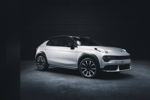 Lynk & Co latest SUV 02
