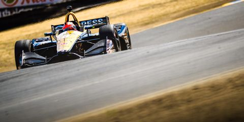 Sights from the IndyCar Series action at Sonoma Raceway, Saturday, Sept. 15,2018