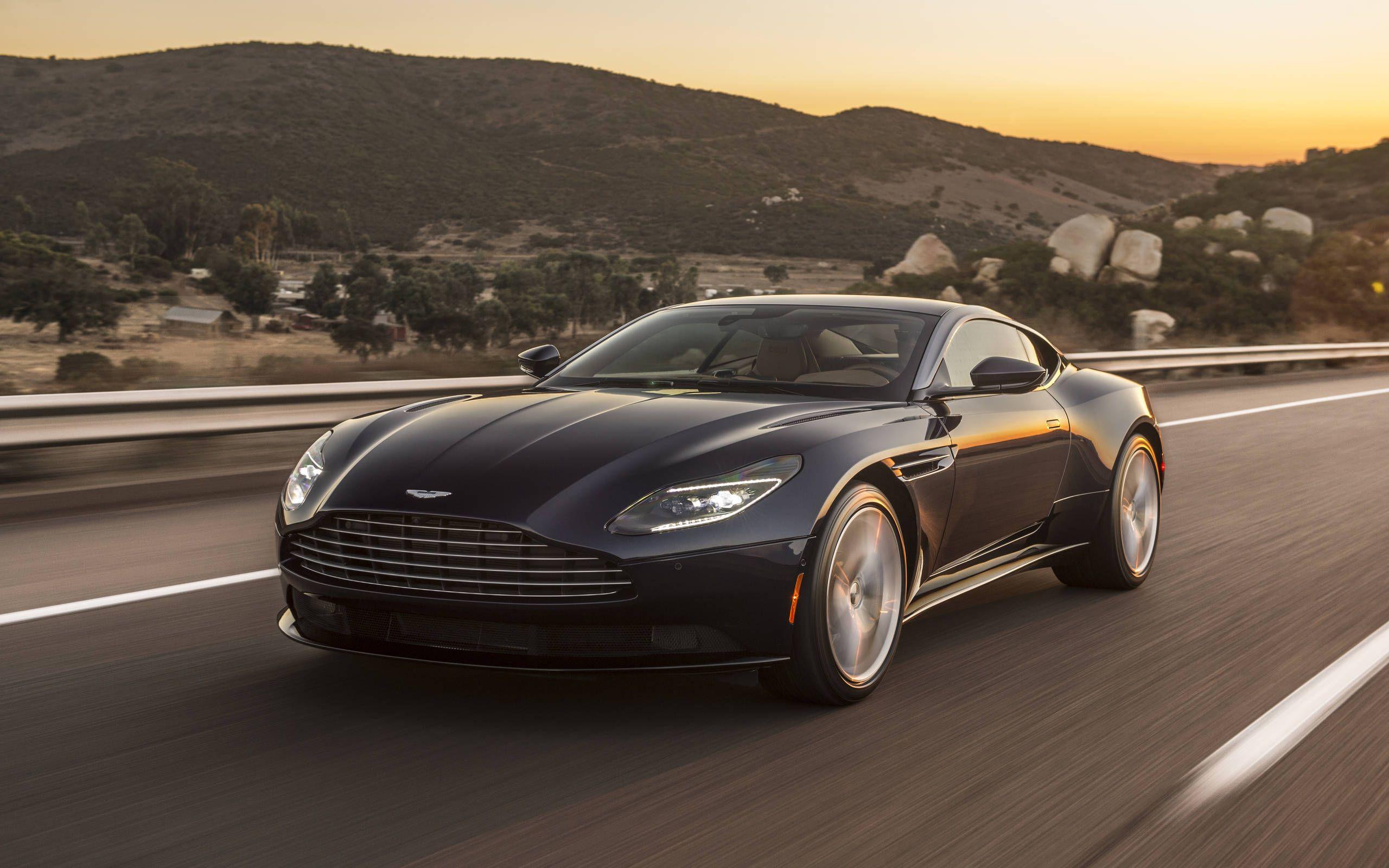 2018 Aston Martin Db11 V8 First Drive Lighter Is Always Better