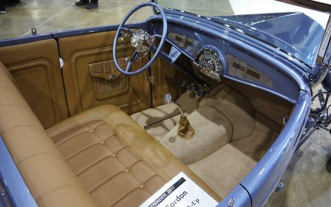 M&M did the interior.